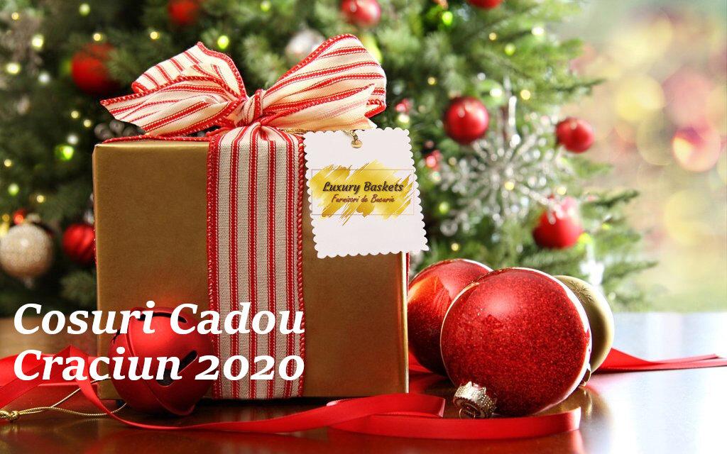 cosuri cadou Craciun 2020